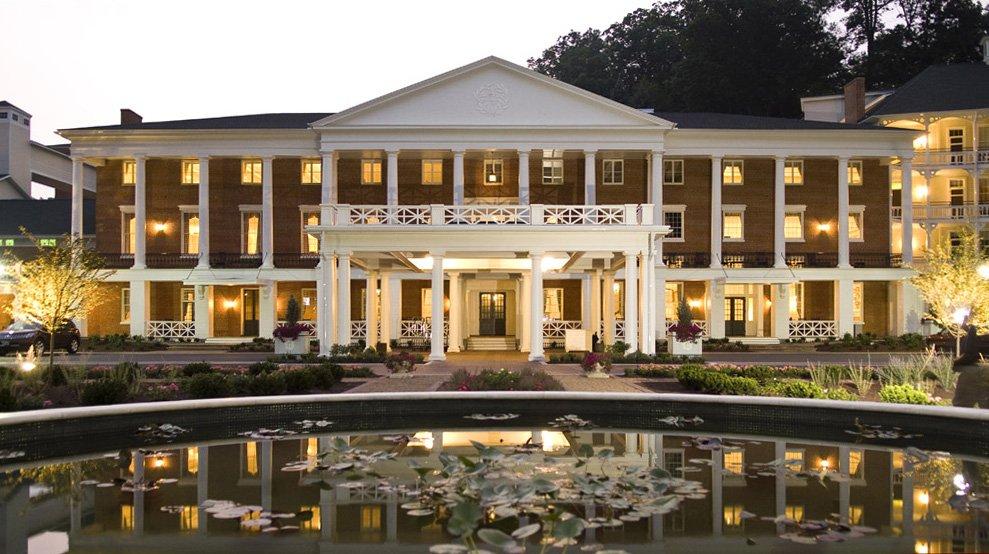 Bedford Springs Resort : Bedford Springs, PA