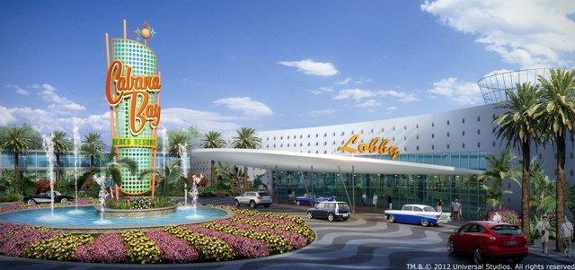 Cabana Bay Resort : Orlando, FL