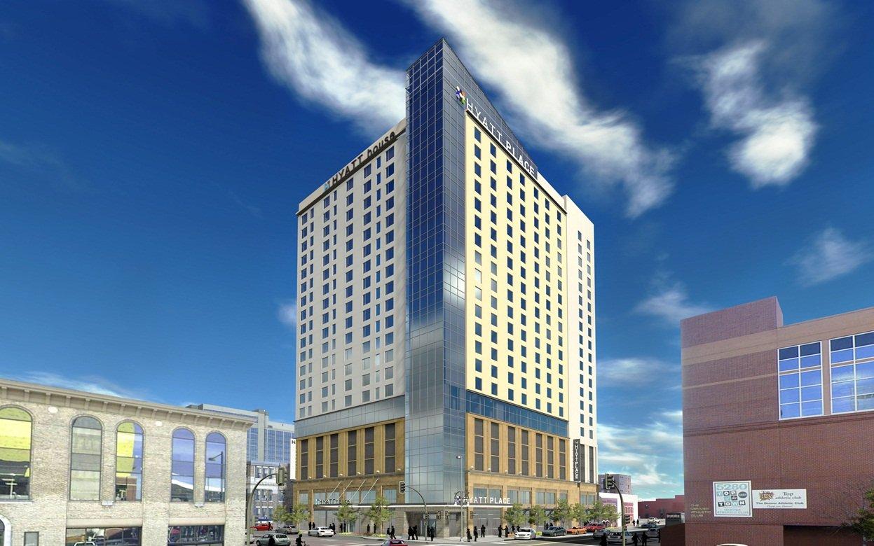 Hyatt Place/Hyatt House : Denver, CO