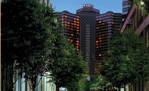 Hyatt Regency : New Orleans, LA