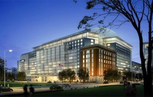 Marriott Marquis Washington DC Opens