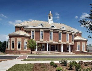 Stockbridge City Hall : Stockbridge, GA