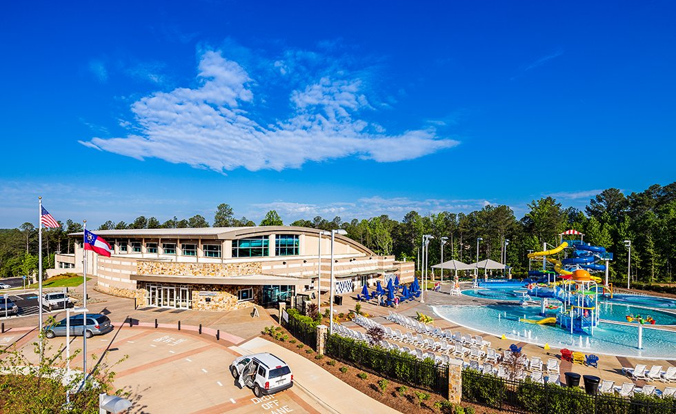 Cherokee County Aquatic Center