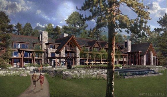 Edgewood Lodge : Lake Tahoe, NV