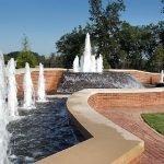 StockbridgeCity Hall Fountain