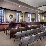 stockbridge City Hall Council Chamber