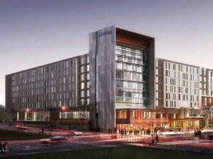 Hilton Des Moines Convention Center