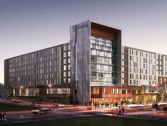 Hilton Des Moines Hotel to Open