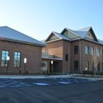 new Milton City Hall
