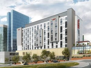 Dual Brand Residence Inn & Courtyard by Marriott