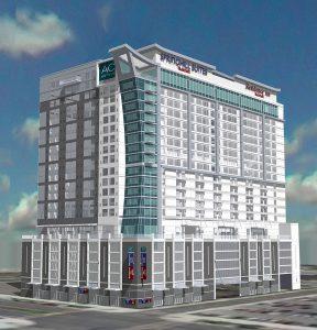 Tri-Brand Marriott Nashville