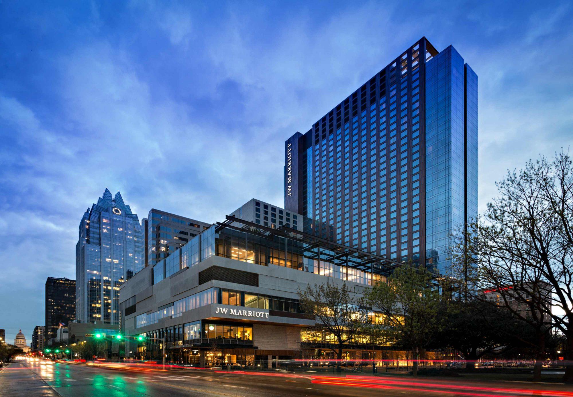 JW Marriott Austin opens doors