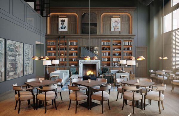 Cam Newton's Cigar Lounge Opens