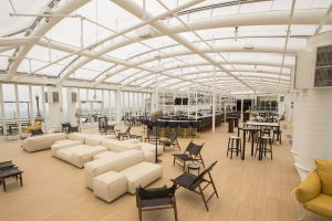 Chicago's Navy Pier Largest Rooftop Opens